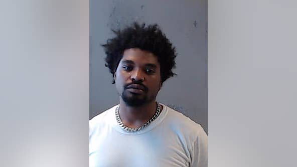 Suspect arrested for allegedly shooting man in neck and face