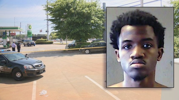 Arrest made in deadly drive-by shooting at DeKalb County gas station