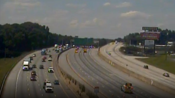 3-year-old and mother killed in car crash on I-75, Clayton County police say