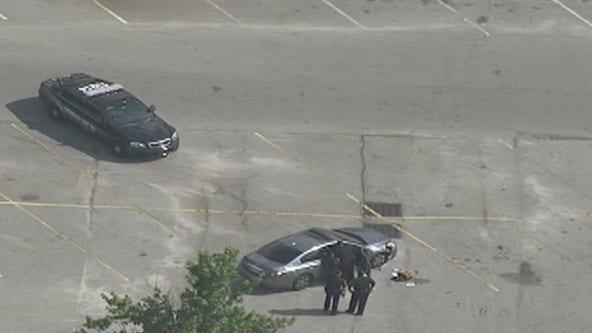 Dispute leads to gunfire, 1 shot outside DeKalb County Walmart, police say