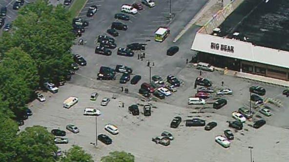 DeKalb County deputy shot at Decatur supermarket, officials say