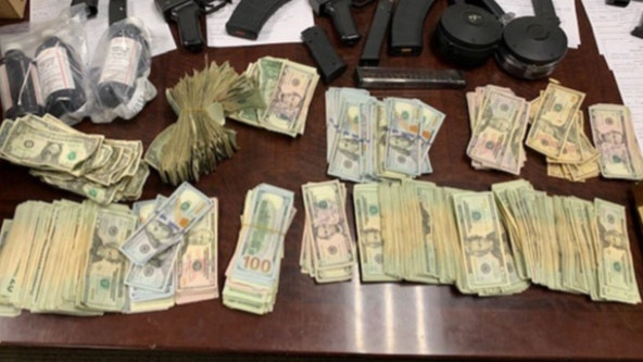 Police confiscated 7 guns, $47,000, 19 pounds of weed in Atlanta bust