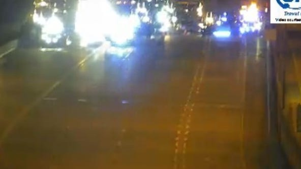 Police activity shuts down I-85 at Ga. 400 in Atlanta