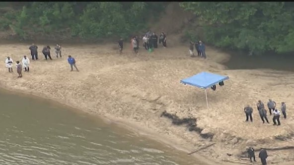 Missing swimmer's body recovered from Yellow River, officials say