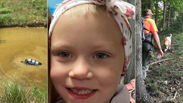Tennessee Amber Alert: Dive teams, specialized units join search for missing 5-year-old