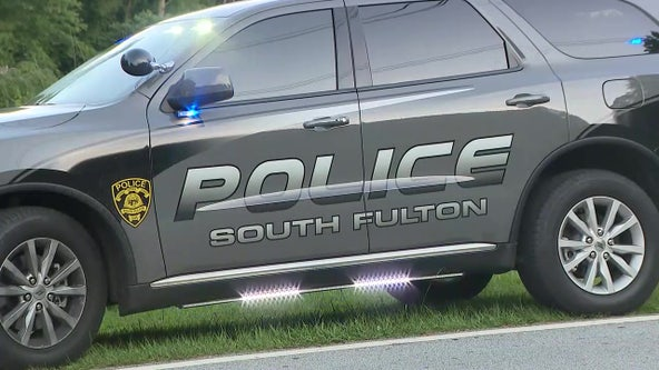 Woman's burned body found on side of South Fulton road