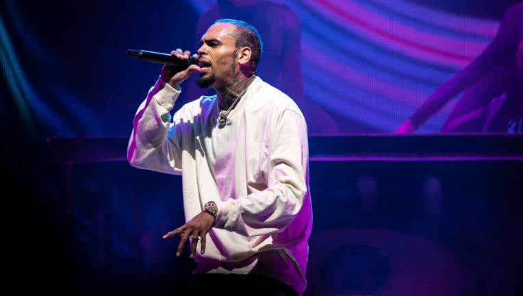 Chris Brown In Concert - Charlotte, NC