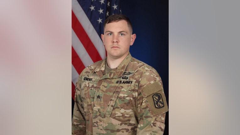 Staff Sgt. Ryan C. Ozment