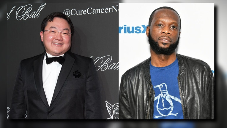 Pras and Jho Low
