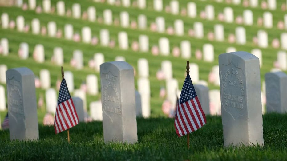 US-HOLIDAY-MEMORIAL DAY