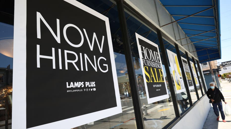 5f6fdb64-Jobless Claims Shrink To A Pandemic Low