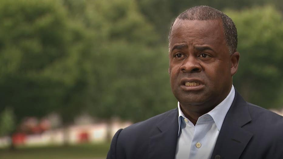Former Atlanta Mayor Kasim Reed sits down with FOX 5's Morse Diggs to discuss his run to return as mayor.