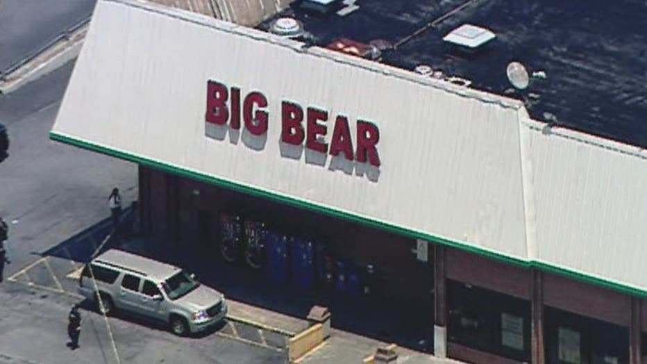Big Bear Supermarket shooting