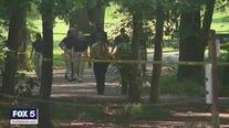 Woman found dead at Gwinnett County park
