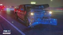 Impaired driver rams into Marietta PD patrol cars, police say