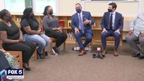 U.S. Education Secretary visits DeKalb County school