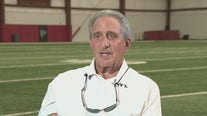 Arthur Blank  goes one-one with FOX 5's Christine Sperow