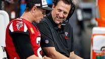 Former Falcons assistant coach Greg Knapp dies after struck by car