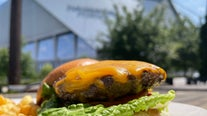 Rosie's Cafe serves up burgers in shadow of Mercedes-Benz Stadium