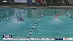 Metro Atlanta mom pays tribute to daughter with swimming tour