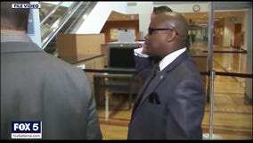 Suspended Clayton County Sheriff Victor Hill's attorney calls charges a 'constitutional violation'