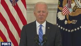 Stocks plunge over delta variant fears; Biden seeks to reassure over economy