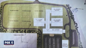 Monroe residents furious over plans to build new jail next to residential neighborhood