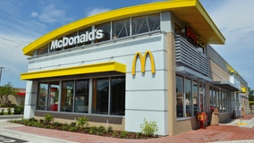 McDonald's to give out free fries on July 13, launch lifetime supply contest