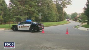 Deputies shut down Forsyth County roads due to shooting investigation