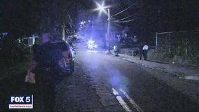2 found shot along James P. Brawley Drive, police say