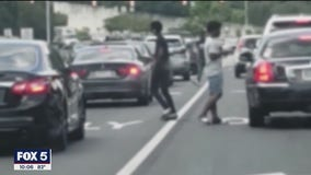 Community leaders demand action after teen selling water in College Park was shot