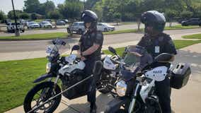 Canton police unveil new all-electric motorcycles
