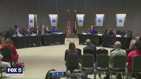 Senate Democrats hold field hearing in Atlanta on voter suppression laws