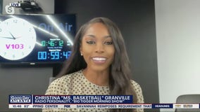Christina Granville dishes on Issa Rae's surprise wedding