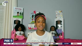 9-year-old CEO discusses her lifestyle brand