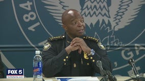 Atlanta Police Chief Rodney Bryant has candid conversation about city's crime