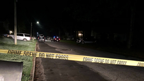 Police search for suspect in early morning shooting in Lithonia-area neighborhood