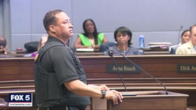 Fulton County sheriff highlights frustration with county commissioners