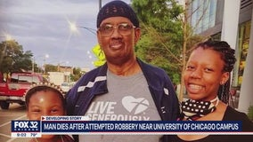 Daughter heartbroken after father dies in attempted carjacking in Hyde Park: 'I can't get another dad'