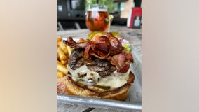 Burgers and beer go hand-in-hand at Alpharetta's Barleygarden