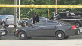 Police investigate deadly shooting at Lithonia-area gas station