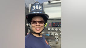 Georgia firefighter says delaying vaccination nearly cost her her life