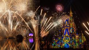 Summer fireworks return to Walt Disney World theme parks
