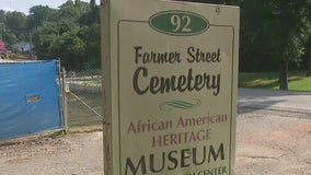 Activists decry skate park construction near historic Black cemetery