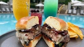 Chateau Elan celebrates Independence Day with 'Freedom Burger'