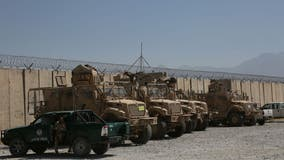Afghans who aided US military to be evacuated to Army base in Virginia