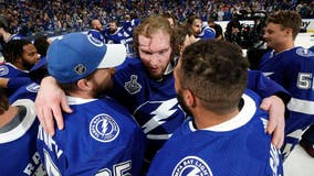 Lightning strikes twice: Tampa Bay repeats as Stanley Cup champion