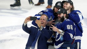 Tampa Bay Lightning, fueled by losses, win another Cup title