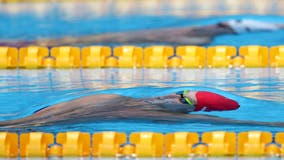 Olympic first: Men, women to swim together in the same relay race