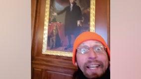 FBI: Arrested Duluth man took selfie during Capitol riot